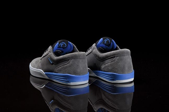 Supra Jimgreco Hammer Blue Heel Detail 1