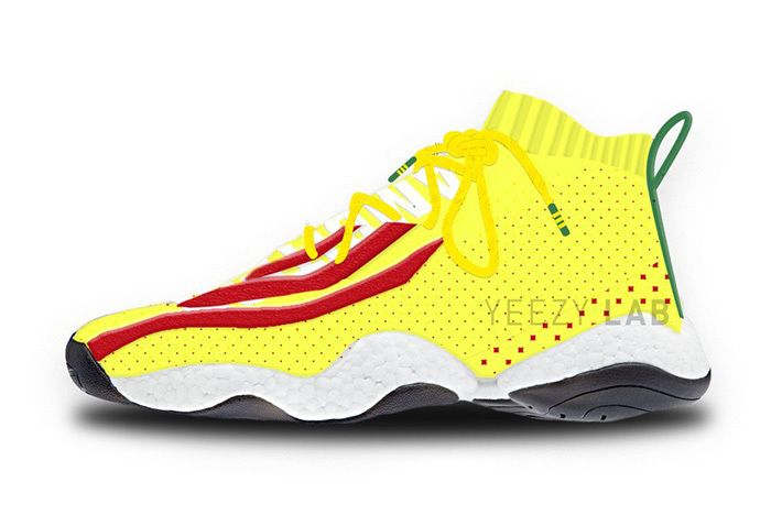 Pharrell Williams X Adidas Crazy Byw Sneaker Freaker