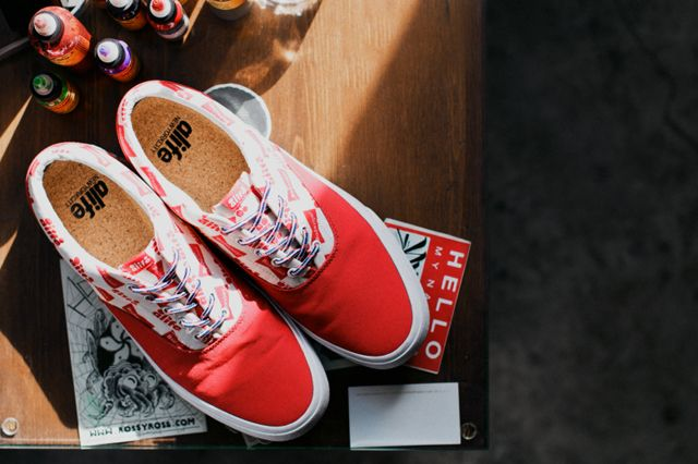 Budweiser X Alife 2014 Footwear Collection 1