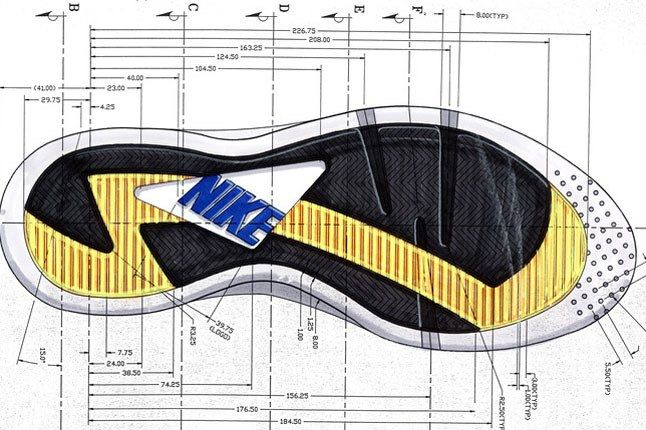 Nike Air Flight Huarache 1 1