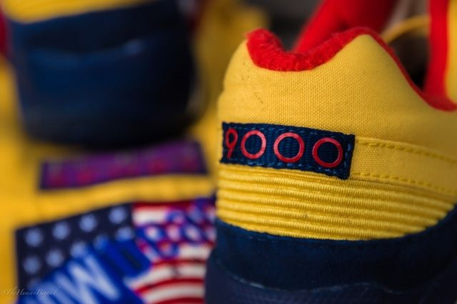 Packer Shoes Saucony Grid 9000 Snow Beach 1