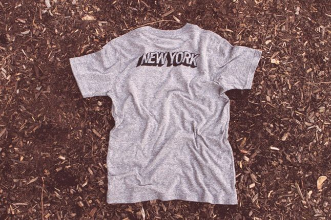 Kith X Stampd Just Dope Capsule Collection Ny Shirt 1