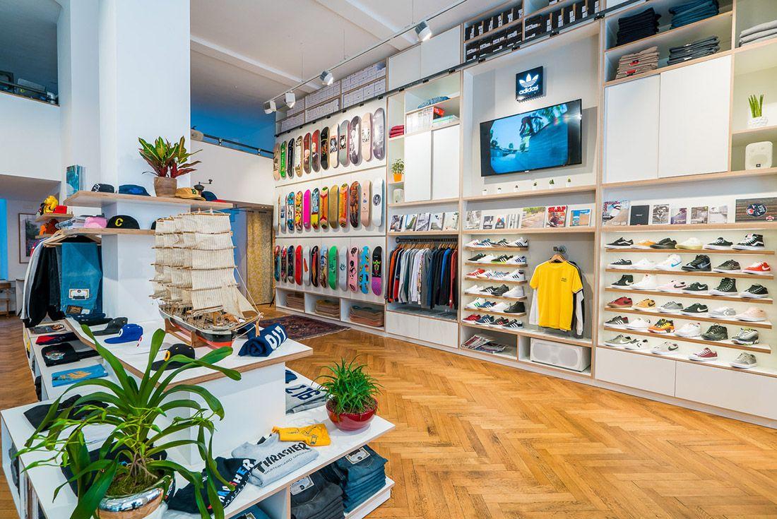 7Arrow And Beast Skate Store Sneaker Freaker