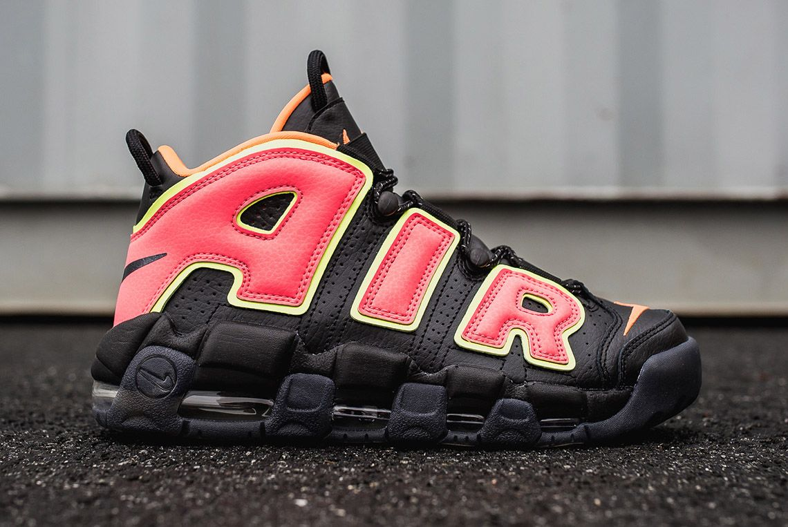 Nike Air More Uptempo Hot Punch 917593 002 1 Sneaker Freaker