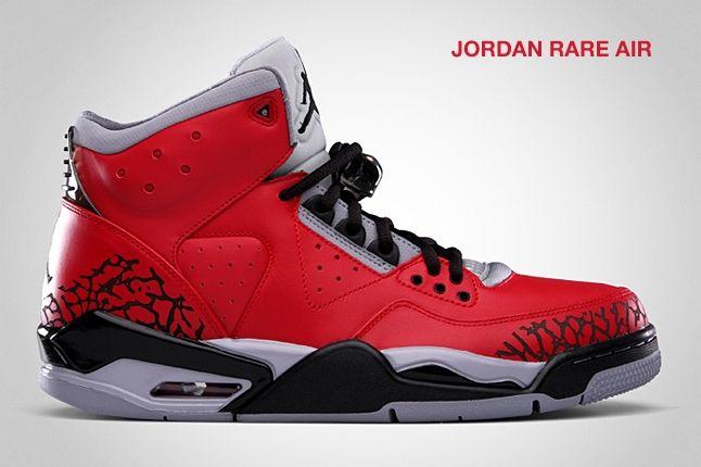 Jordan Rare Air Red 1