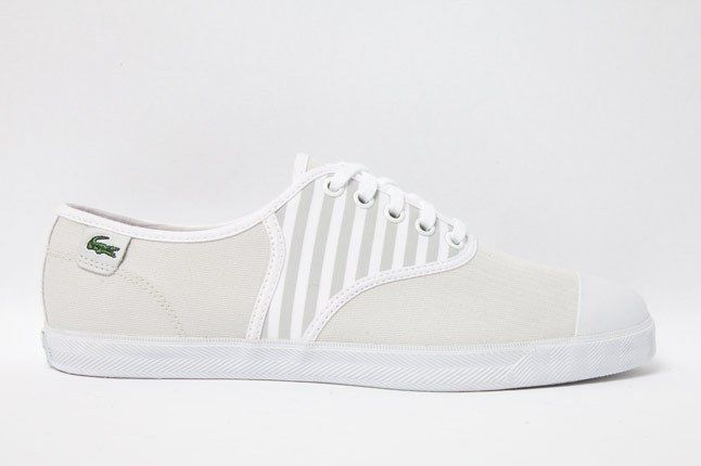 Lacoste Rene Lacoste S Ltgry Wht 1