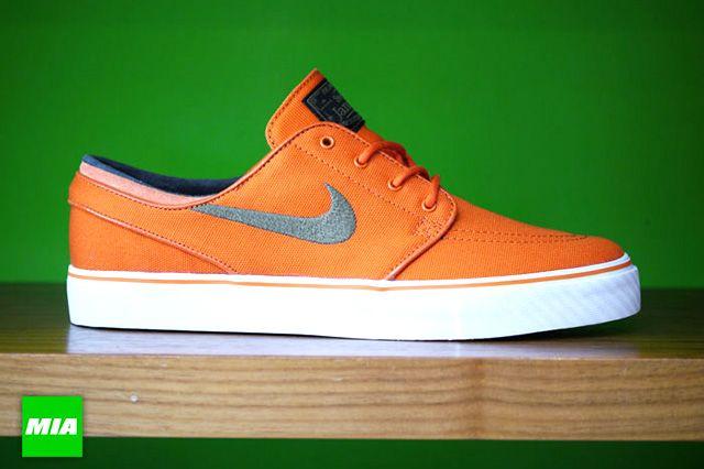 Nike Sb Stefan Janoski Urban Orange 2