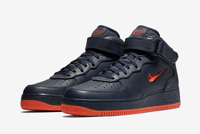 Nike Air Force 1 Nyc 6