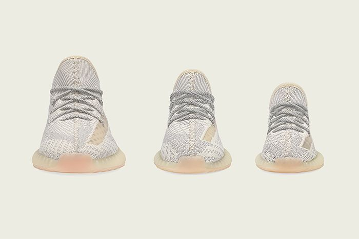 Adidas Yeezy Boost 350 V2 Lundmark Official Release Date Family Front