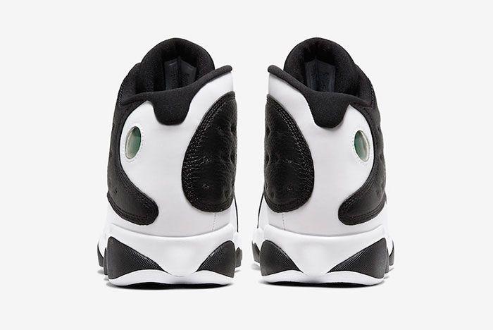 Air Jordan 13 Reverse He Got Game 414571 061 Heel