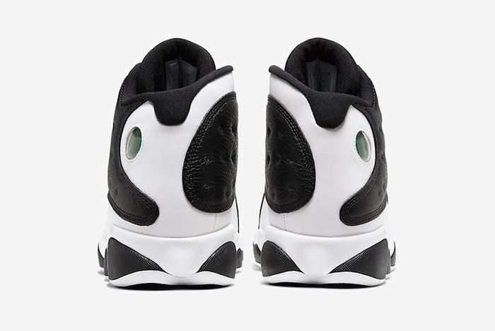 Air Jordan 13 Reverse He Got Game 414571 061 Heel