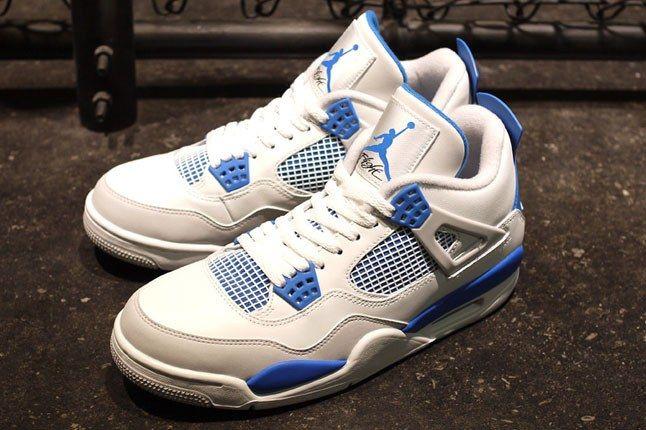 Jordan 4 Military Blue 2 3