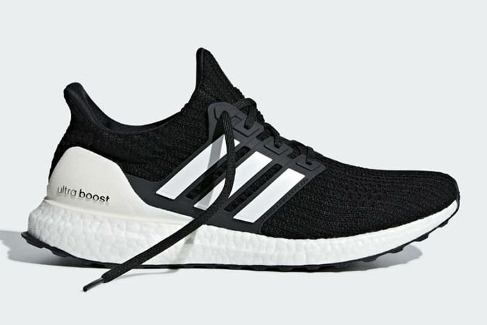 Adidas Ultra Boost Show Your Stripes Core Black Cloud White Carbon Aq0062 1