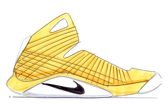 The Making Of The Nike Air Hyperdunk 5 1