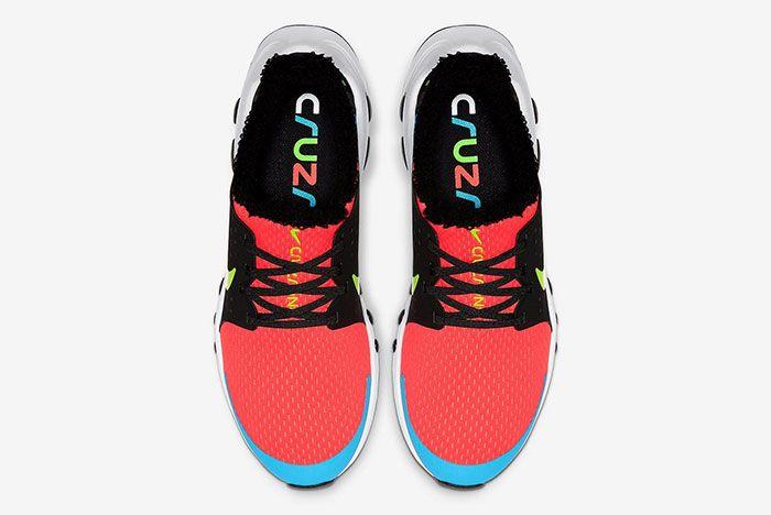 Nike Cruzr One Bright Crimson Cd7307 600 Top