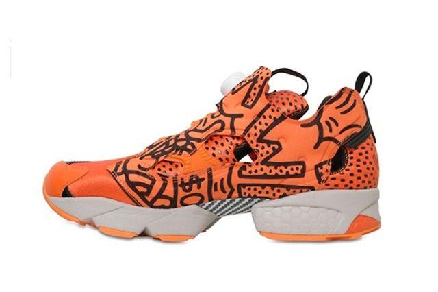 Keith Haring Reebok Crack Is Wack Pack 2