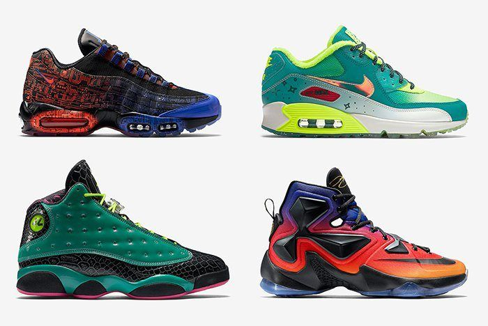 Nike Doernbecher Freestyle Collection 20159
