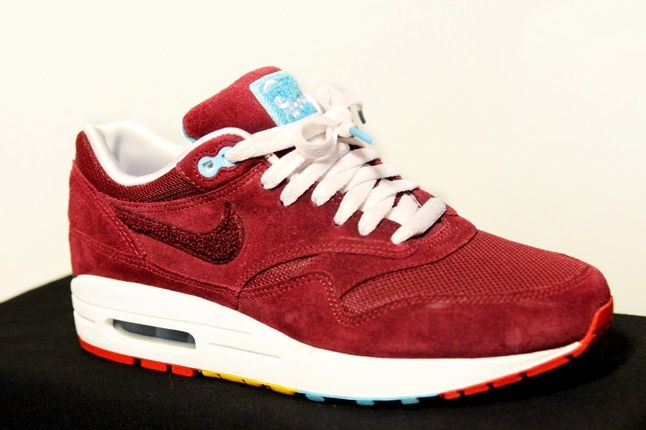 Franalations Patta Nike Air Max 87 1