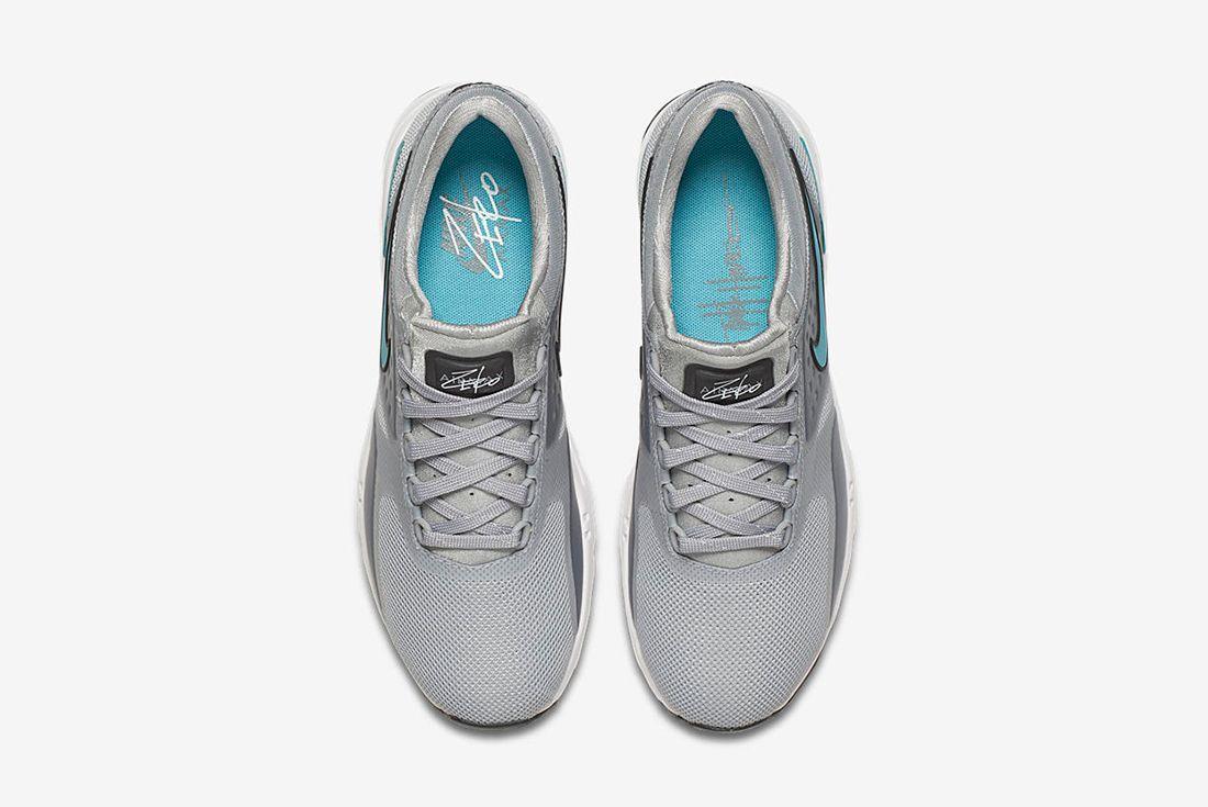 Nike Air Max Zero Wmns Metallic Silver Pack 4