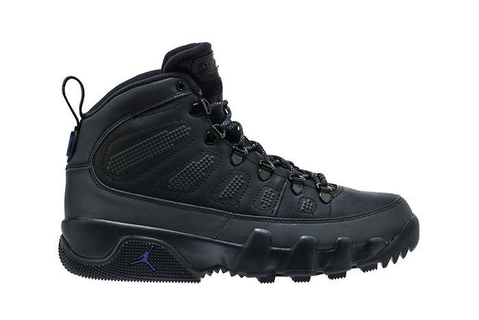 Air Jordan 9 Boot Wheat Black 4