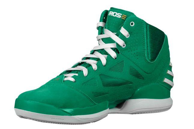 Adidas Adizero Rose 25 St Paddy 05 1
