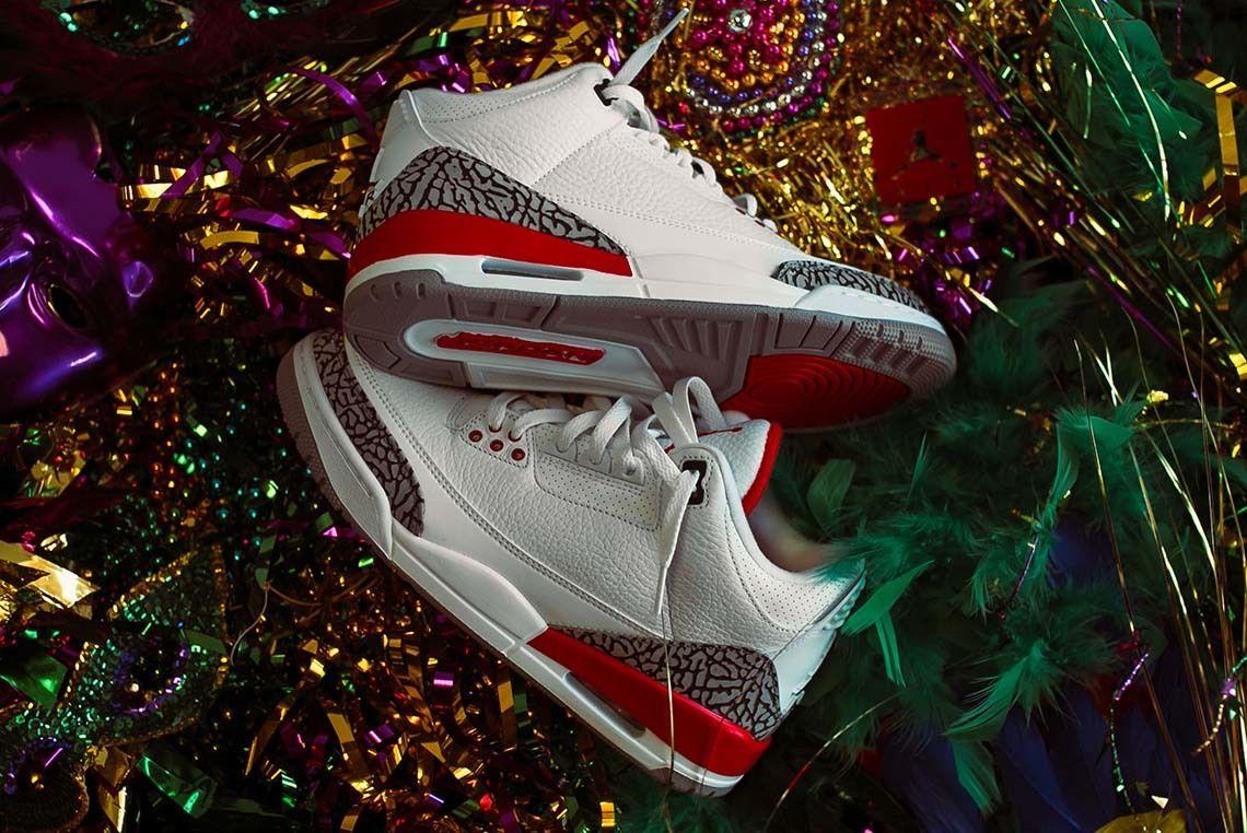 Air Jordan 3 Katrina Release Date Info 8 Sneaker Freaker