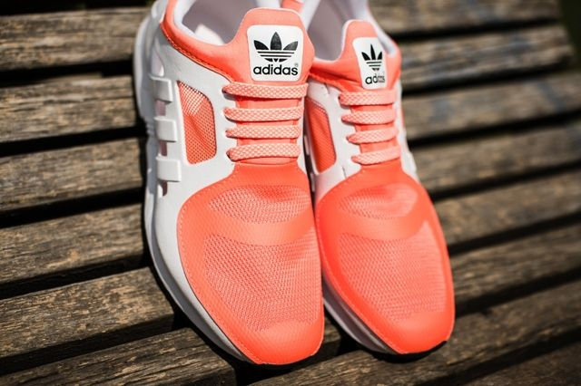 Adidas Eqt Racer 2 0 Solar Orange 3