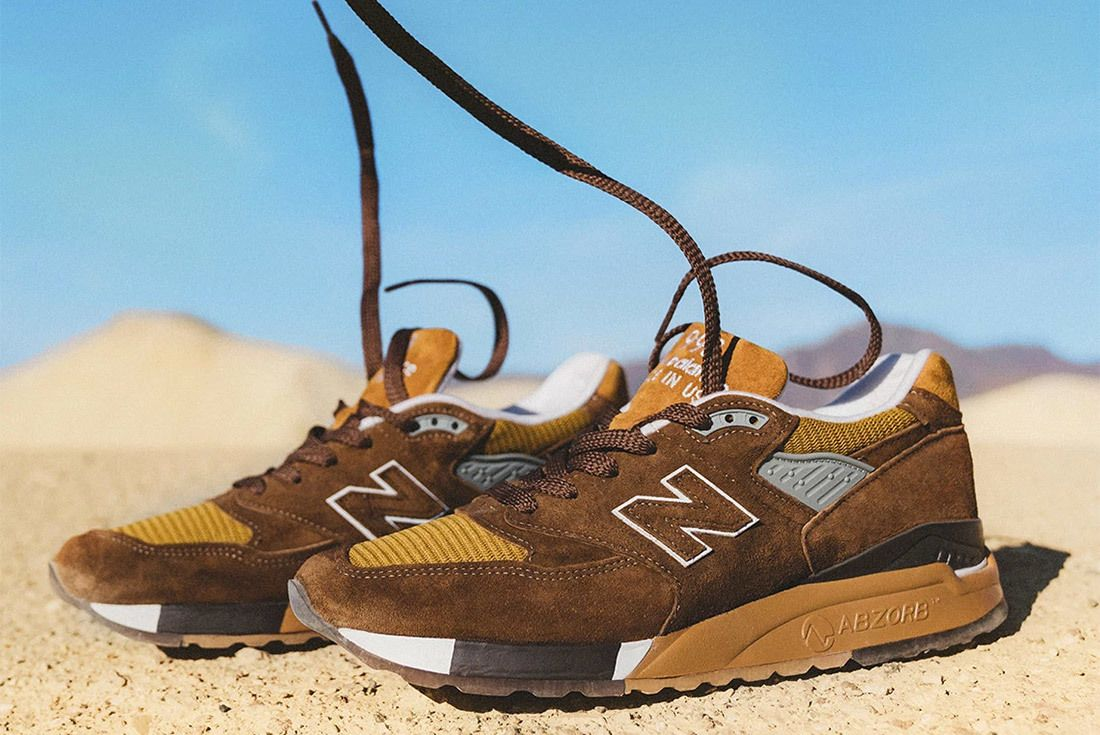 J Crew New Balance 998 National Parks 4