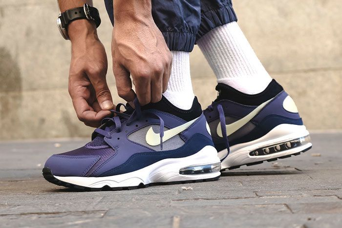 Nike Air Max 93 Purple 3