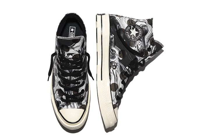 Converse All Star Chuck Taylor 70 Suminagashi Pack White 1