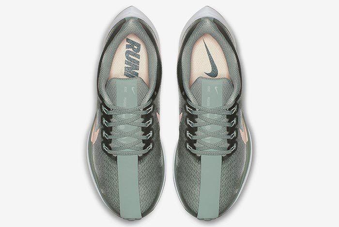 Nike Zoom Pegasus 35 Turbo Aj4115 300 Mica Green 1