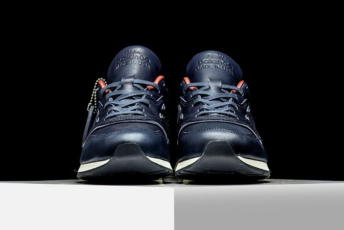 New Balance 997 Horween Leather Navy4