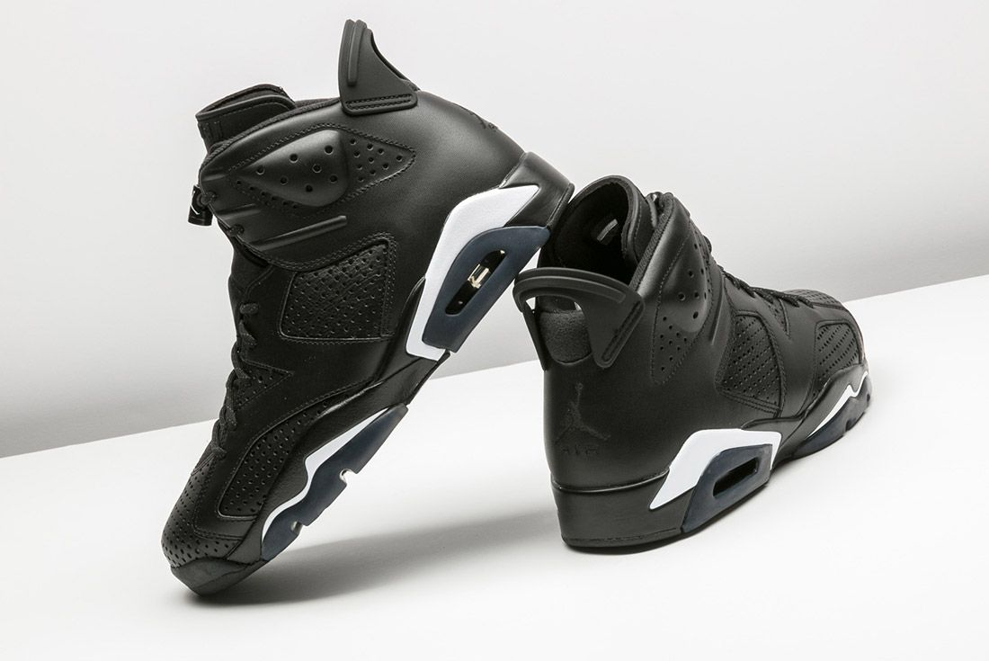 Air Jordan 6 Black Cat 1