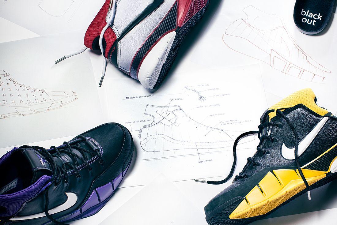 Nike Kobe Bryant Unveil 3