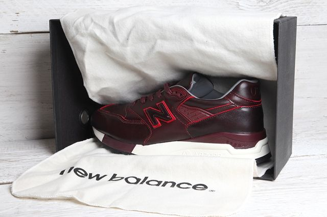 Horween Leather New Balance 998 Pack Bumper 10