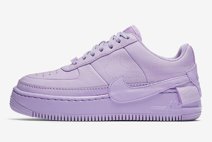 Nike Air Force 1 Low Jester Violet Mist 2