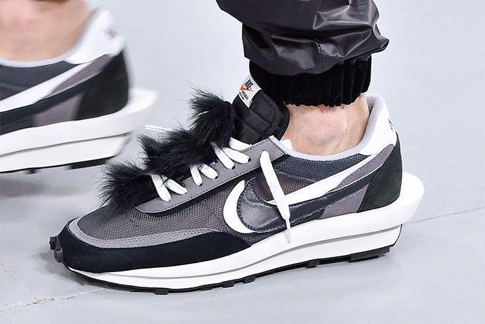 Sacai X Nike Paris Blazer Mid Fw19 Sneaker Freaker4