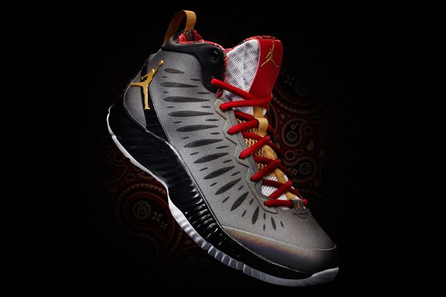 Air Jordan Super Fly Rttg Road To The Gold Las Vegas 01 1
