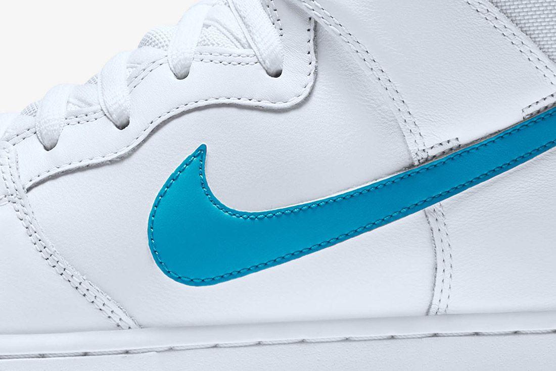 Nike Sb Dunk High Mulder 8