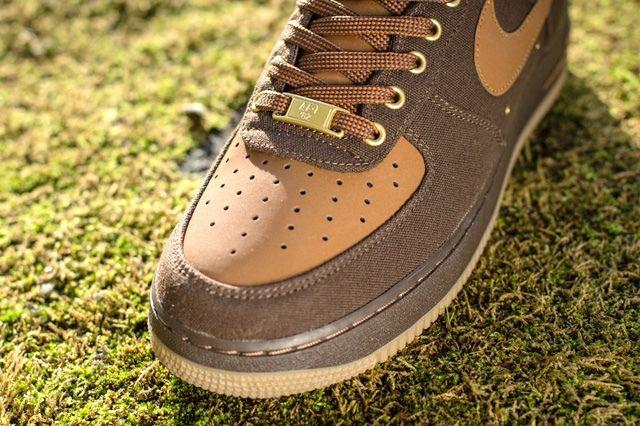 Nike Air Force 1 Low Light British Tan 3