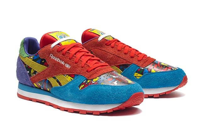 Reebok Classic Leather City Series Rimo 1