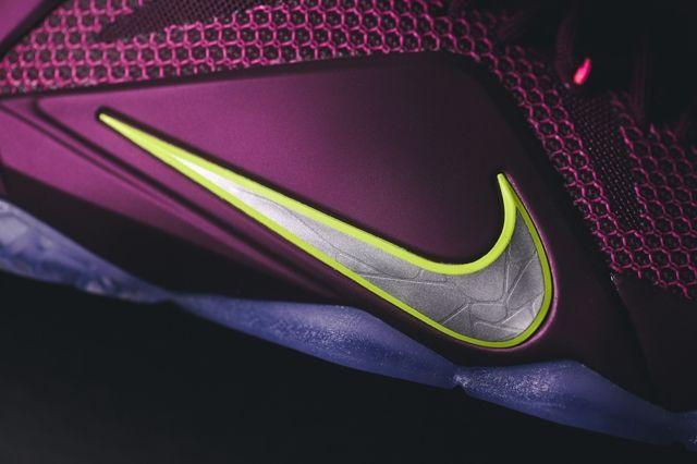 Nike Lbj12 Double Helix Bumper 3