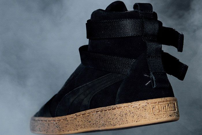 The Weeknd Puma Suede Boot 16