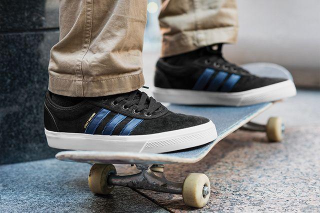 Streetmachine X Adidas Skateboarding A League Collection 2