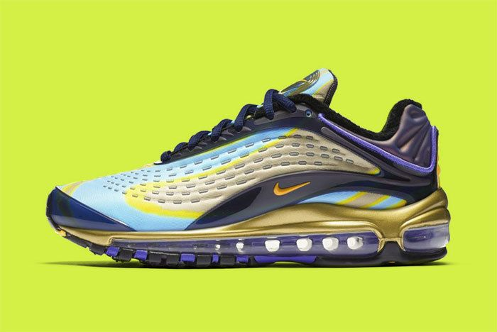Nike Air Max Deluxe 8