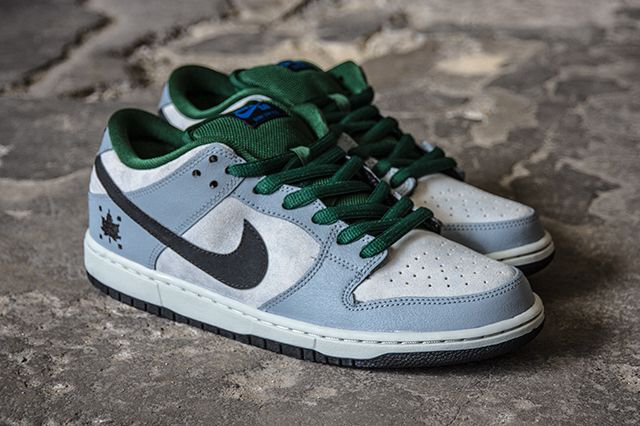 Nike Dunk Low Prem Sb Gorge Green 3