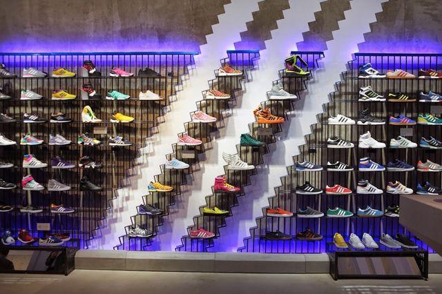 Adidas Originals London Store Opening 6