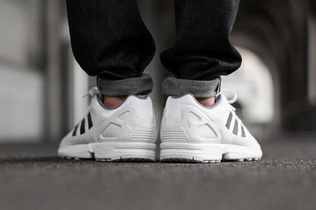 Adidas Zx Flux Superstar White 2