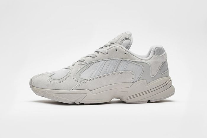 Sneakersnstuff Adidas Yung 1 Purple Grey 2