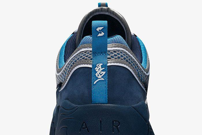 Stash X Nike Air Zoom Spiridon 16 Restock Sneaker Freaker 3